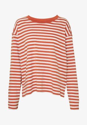 MAJA - Langarmshirt - orange