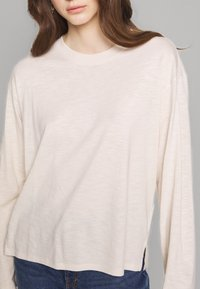 Monki - MAJA - Long sleeved top - white - 5