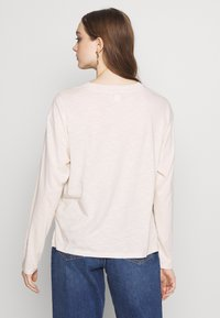 Monki - MAJA - Long sleeved top - white - 2