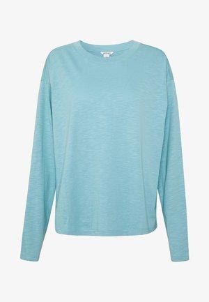 MAJA - Longsleeve - turquoise
