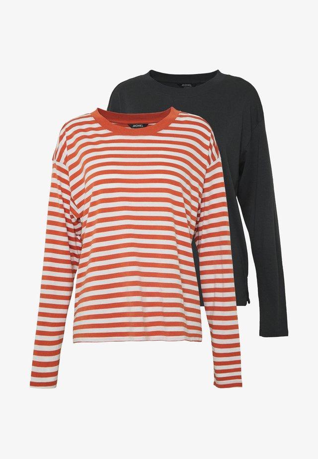 MAJA - Long sleeved top - black