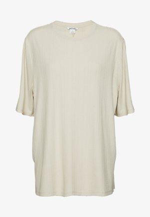GILL - Basic T-shirt - beige dusty light