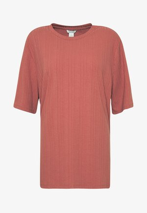 GILL - T-shirt basic - red medium dusty