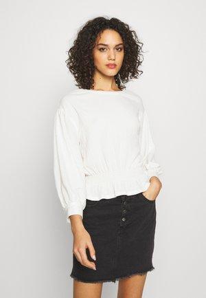 RAGNA - Bluser - white