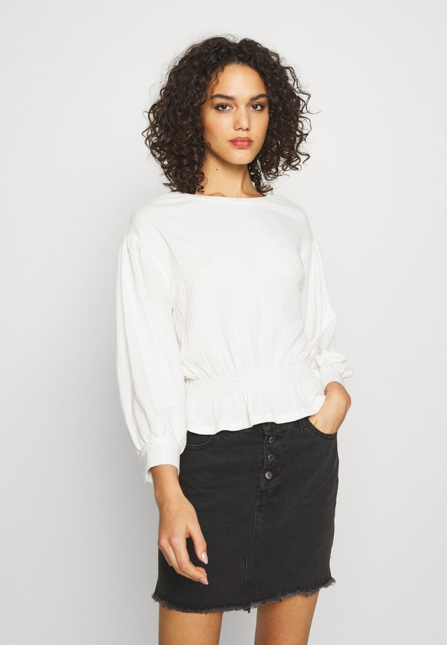 RAGNA - Blouse - white