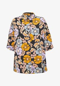 Monki - TAMRA BLOUSE - Skjorte - black - 3