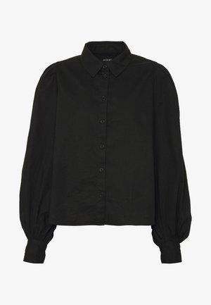 VALLON BLOUSES - Skjorta - black dark