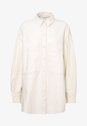 ALLISON SHIRT - Camisa - white light unique