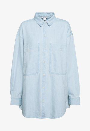 ALLISON - Skjorte - blue dusty light