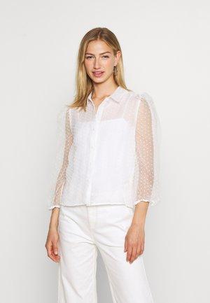AMY BLOUSE - Camicia - white