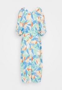 Monki - CARRO KAFTAN - Košilové šaty - multi-coloured - 1