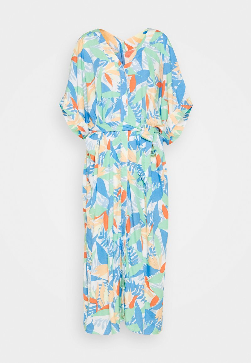 Monki - CARRO KAFTAN - Košilové šaty - multi-coloured