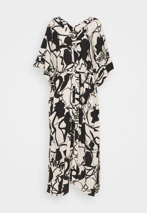 CARRO KAFTAN - Skjortklänning - beige dusty light