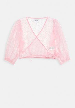 OLIVIA BLOUSE - Blus - light pink organza