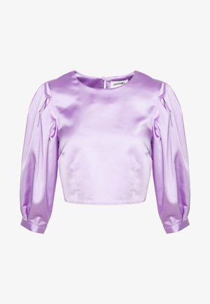 OLLY BLOUSE - Pusero - lilac