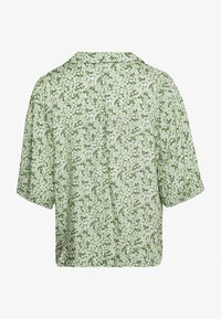 Monki - TANNY BLOUSE - Skjorte - green - 1