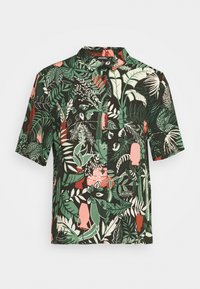 Monki - BITTY BLOUSE - Skjorte - green shapyleves - 3