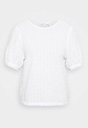 TOSCA BLOUSE - Bluser - white