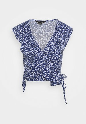 MAJ BLOUSE - Blouse - blue