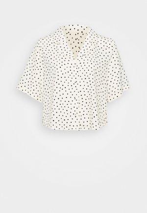 TANI BLOUSE - Košile - white