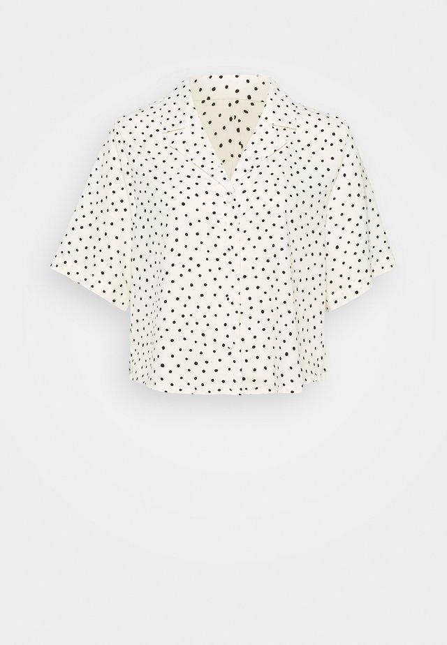 TANI BLOUSE - Overhemdblouse - white