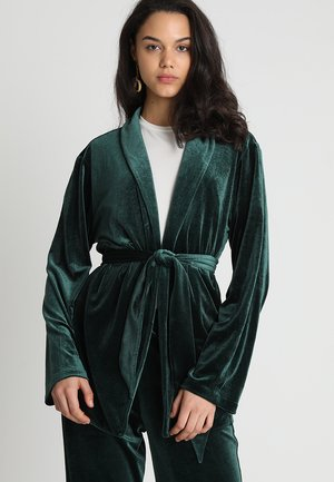 SIGGE  - Manteau court - dark green