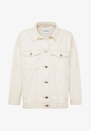 CATHY JACKET - Veste en jean - white light