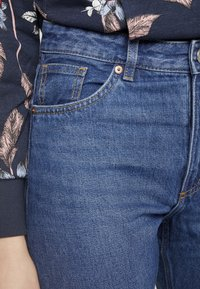 Monki - KIMOMO CLASSIC - Straight leg jeans - classic blue - 3