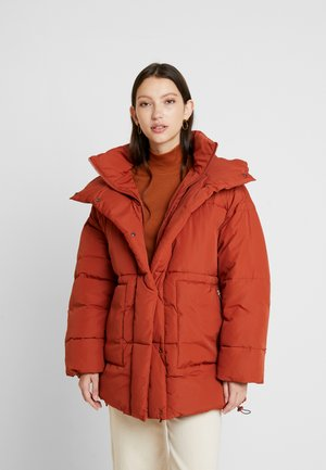 BORA - Winter jacket - rust