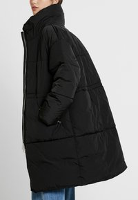Monki - PIA - Winterjas - black dark - 4