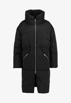 PIA - Zimní kabát - black dark