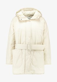 Monki - REMI - Cappotto invernale - white dusty light - 4