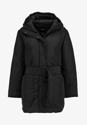 REMI - Zimní kabát - black dark