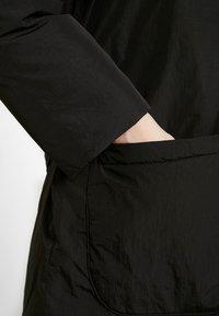 Monki - REMI - Cappotto invernale - black dark - 5