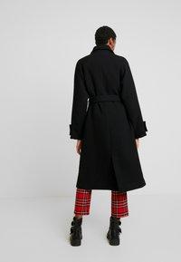 Monki - ARELIA COAT - Manteau classique - black dark - 2