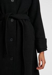 Monki - ARELIA COAT - Manteau classique - black dark - 3