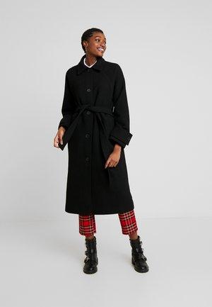 ARELIA COAT - Classic coat - black dark