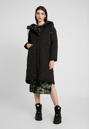 PAULA JACKET - Parkatakki - black dark