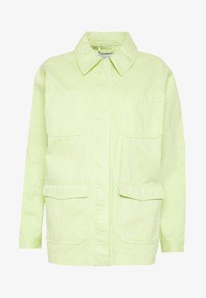HANNA JACKET - Veste légère - light green