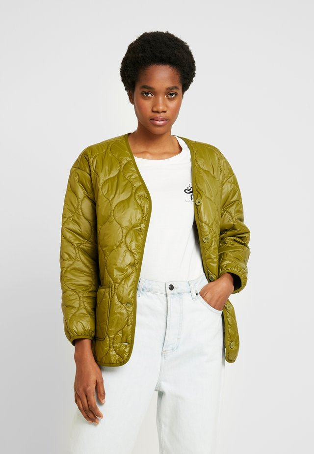 ISA LINER JACKET - Jas - green