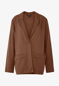 Monki - DANI - Blazer - brown dark - 4