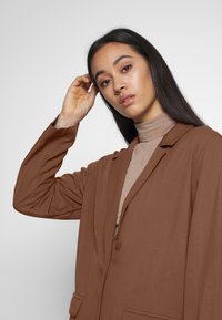 Monki - DANI - Blazer - brown dark - 3