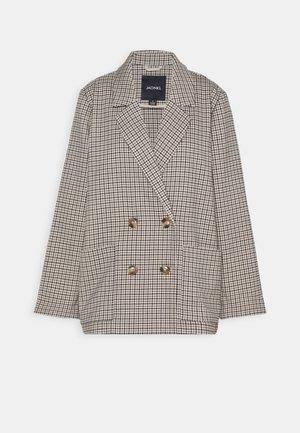 TWIGGY - Short coat - beige medium dusty