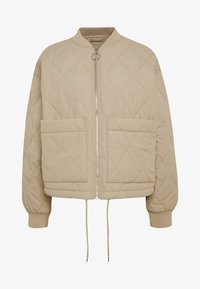 Monki - LOVIS JACKET - Bomberjacks - beige - 4