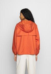 Monki - SIGNE JACKET - Lett jakke - orange - 2