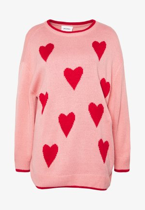 NAOMA - Strickpullover - pink