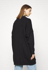 Monki - CAMILLA CARDIGAN - Mikina na zip - black dark - 2