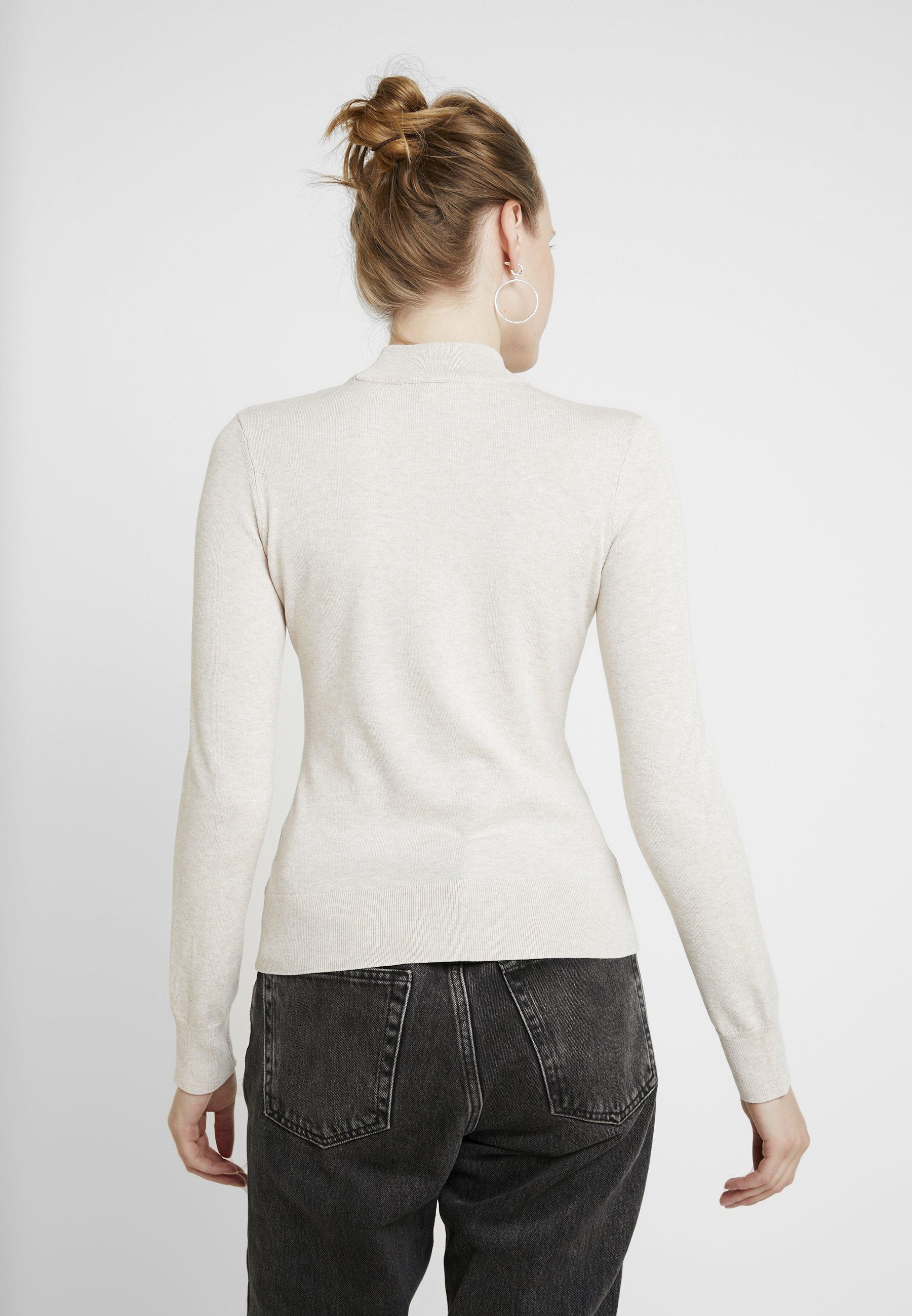 Monki Ingrid SweaterPullover SweaterPullover Beige Ingrid Monki TKJ3uF1lc