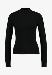 Monki - INGRID - Jumper - black - 4