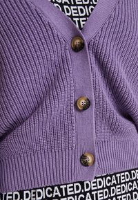 Monki - ZETA CARDIGAN - Kardigan - lilac purple medium - 5